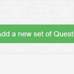How do I create an FAQ set?