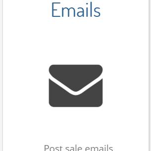 How do I configure confirmation emails?
