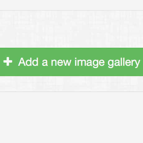 Click the 'Create a new image gallery' button