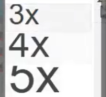 How do I change the icon's size?