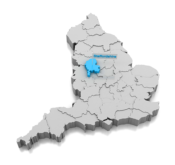 website design in Staffordshire