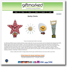 Giftmarked DotGO website builder review