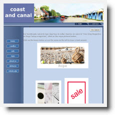 Coast And Canal DotGO website builder review