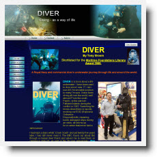 Deep Sea Diver DotGO website builder review