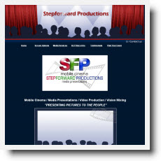 Step Forward Productions DotGO website builder review