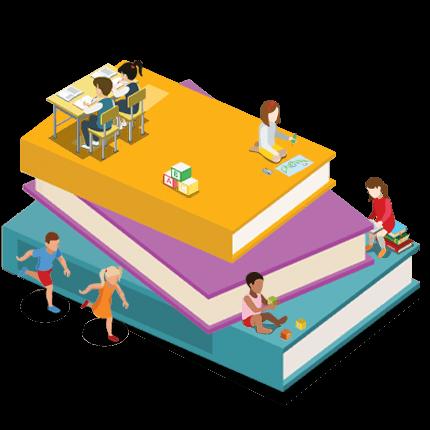 website design for Kids and education