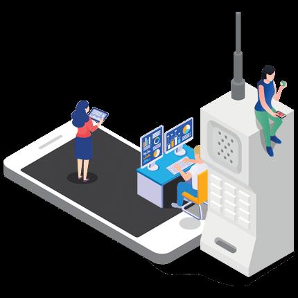 website design for Technology