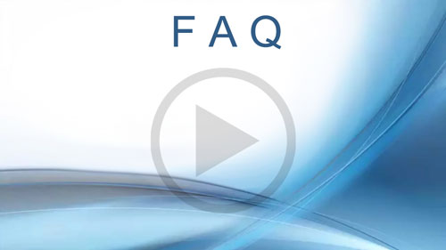 Create FAQs on your webpage