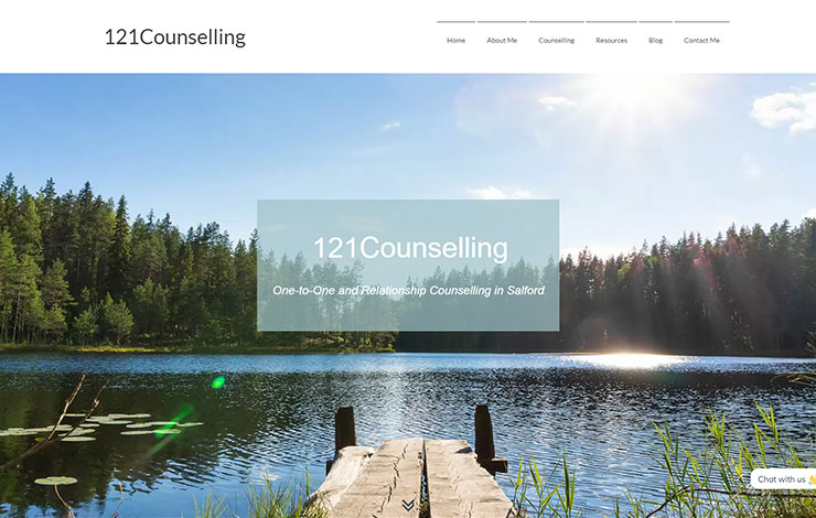 Counselling in Salford | 121 Counselling