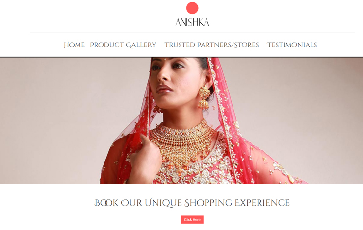 Indian Dresses Online | Anishka Collections