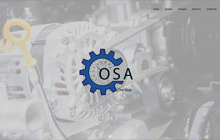 Website Design for Auto Spark in Belfast | One Stop Autos