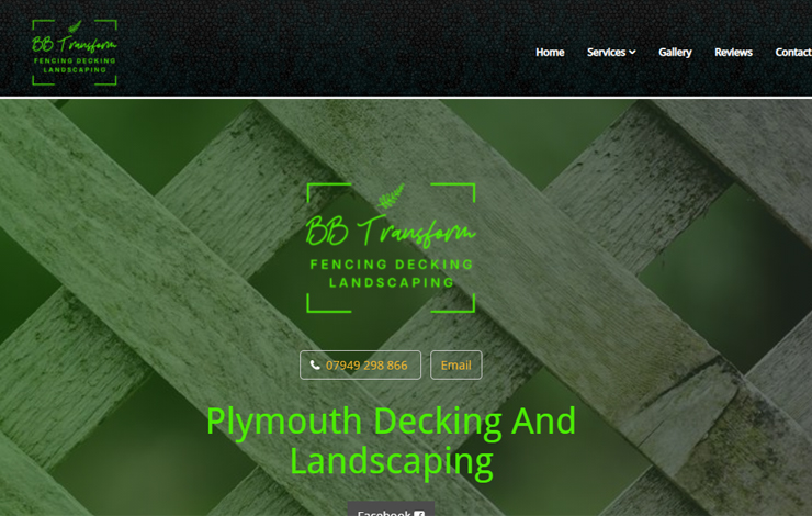 BB Transform | Plymouth Decking And Landscaping