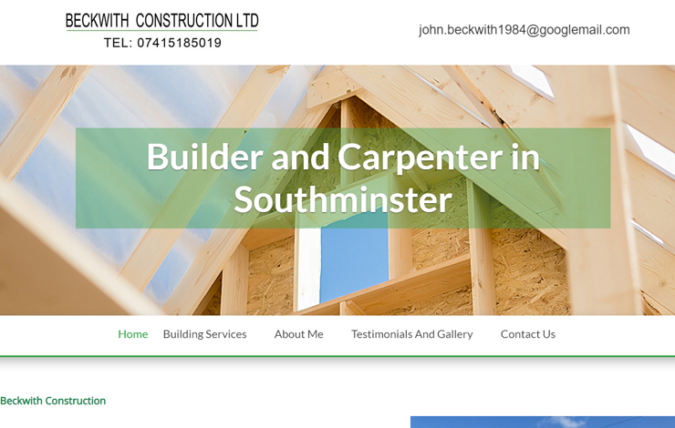 Builder in Southminster