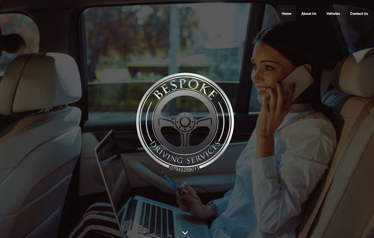 Website Design for Companion Driving Services in Devon
