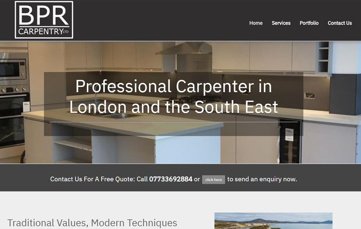 Carpenter in London and South East