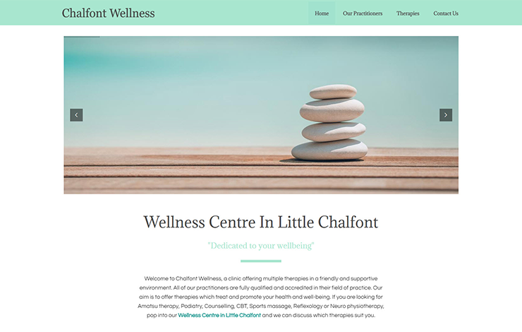 Wellness Centre in Little Chalfont | Chalfont Wellness