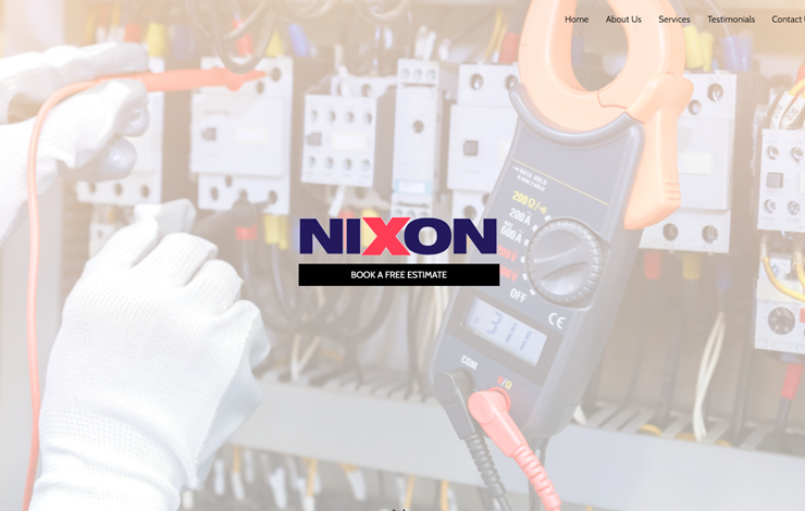 Home | Nixon Electrical | Electricians in Chesham
