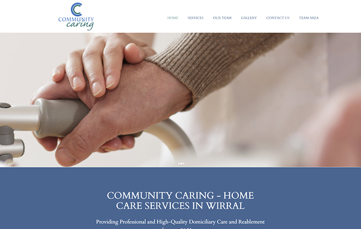 Home care services in Wirral | Community Caring
