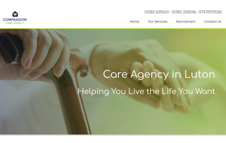 Compassion Care Agency | Care Agency in Luton