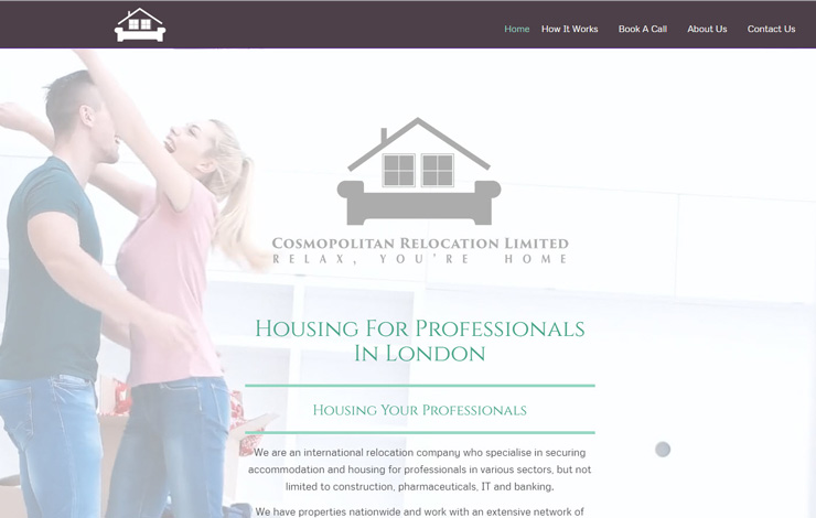 Housing For Professionals In London