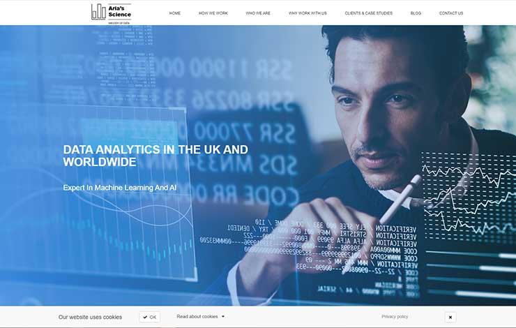 Data Analytics in the Uk and Worldwide
