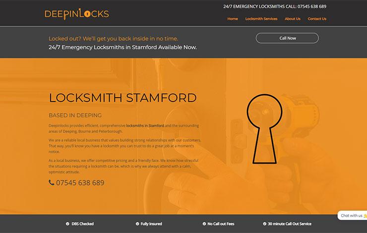 Locksmith in Stamford | Deepinlocks