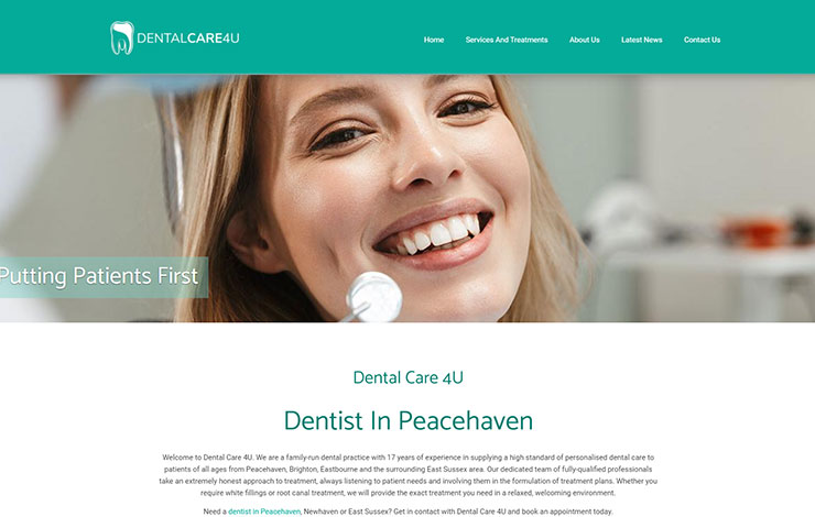 Dental Care 4U | Dentist in Peacehaven