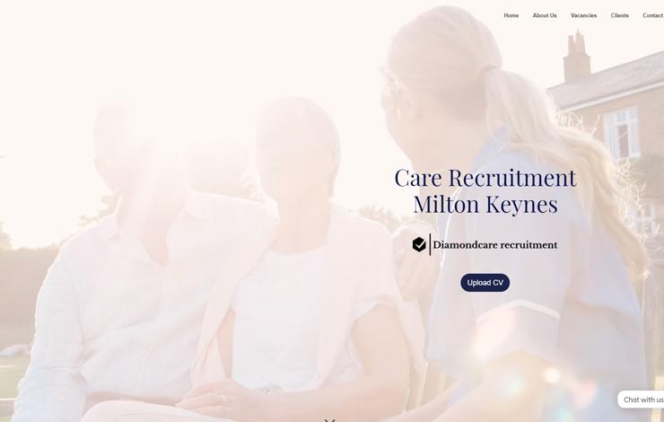 Diamondcare Recruitment | Care Recruitment Milton Keynes