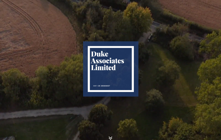 Website Design for Dukes Associates | Property Agent UK