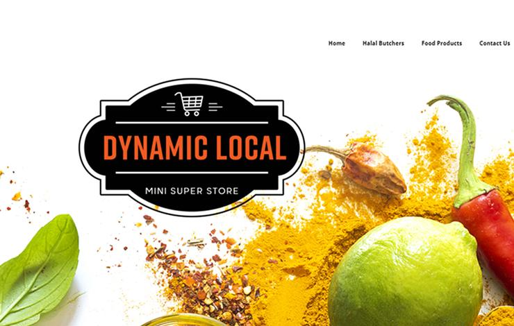 Dynamic Local | Halal Butchers and Convenience Food Store