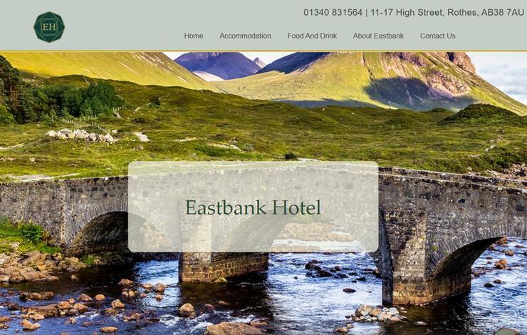 Eastbank Hotel | Scottish Hotel in Speyside