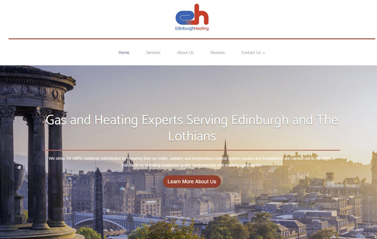 Boiler Servicing in Edinburgh and The Lothians
