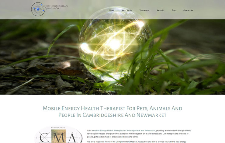 Energy Health Therapist In Cambridgeshire And Newmarket