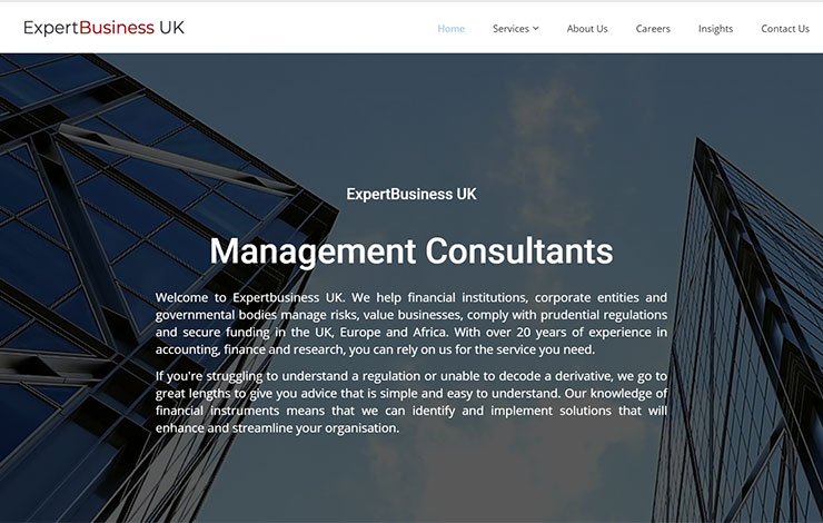 Business Management Consultants | ExpertBusiness UK