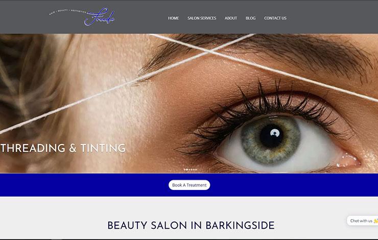 Beauty Salon in Barkingside | Freeda's