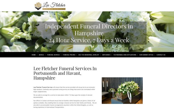Funeral Directors in Cosham