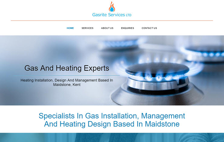 Gas system design installation services Maidstone