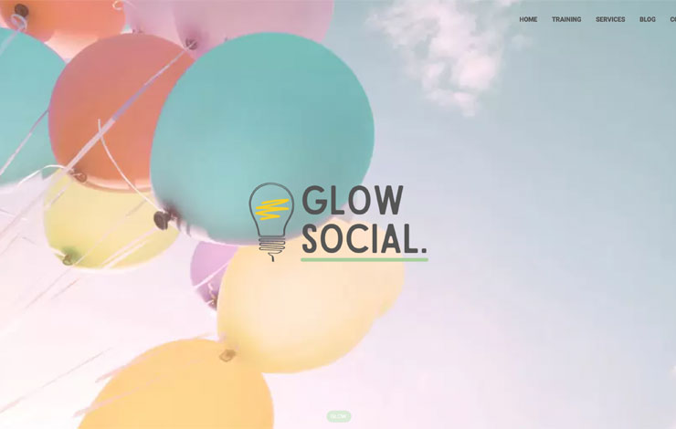 Glow Social | Social Media Manager in Surrey and London