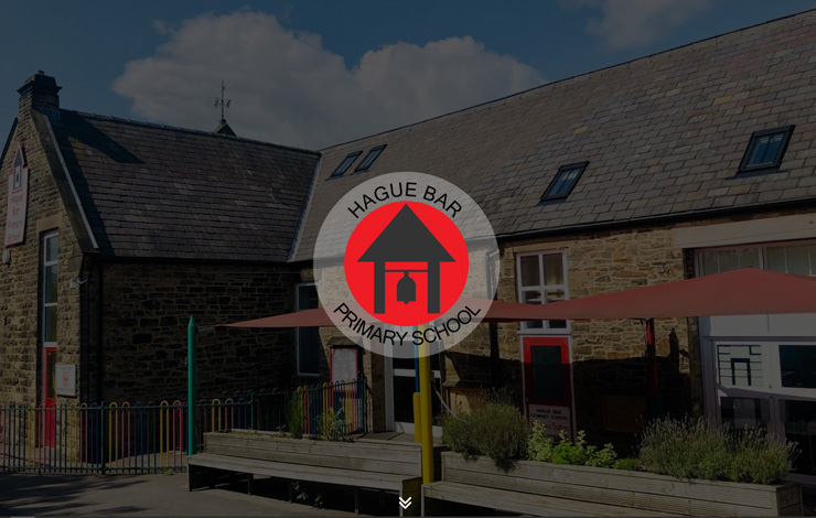 Website Design for Hague Bar Primary School | Schools in Derbyshire