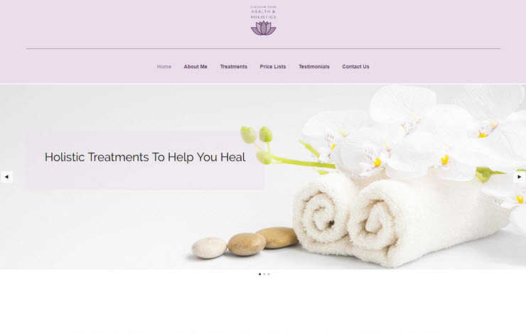 holistic therapist stratord upon avon