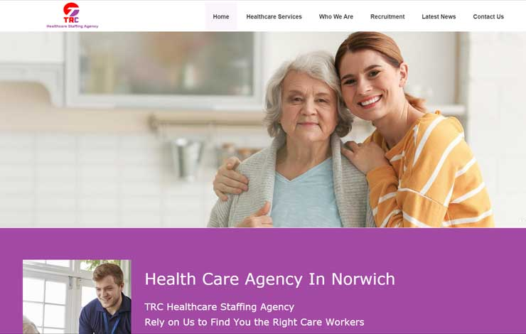 Health Care Agency in Norwich | TRC Healthcare Agency
