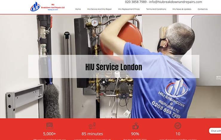 HIU Service London | HIU BreakdownandRepairs Ltd