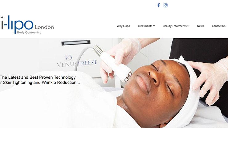 i-lipo London | Non Invasive Beauty Treatments in London