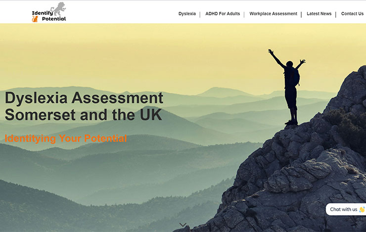 Identify Potential | Dyslexia Assessments in Somerset