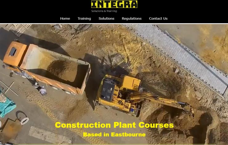 INTEGRA Solutions & Training | Construction Courses in the UK