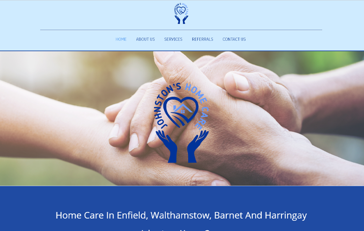 Home Care in Enfield