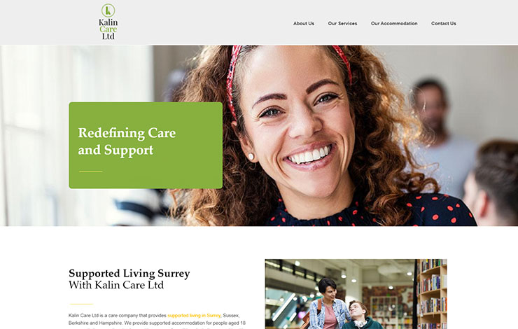 Kalin Care Ltd | Supported Living in Surrey