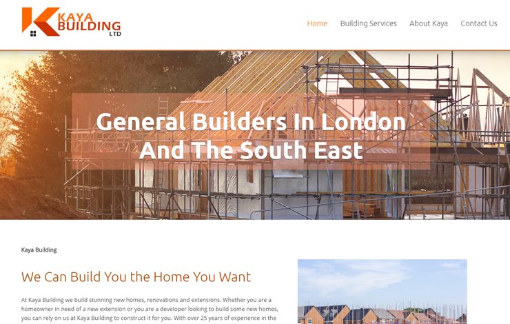 General Builder in London and South East