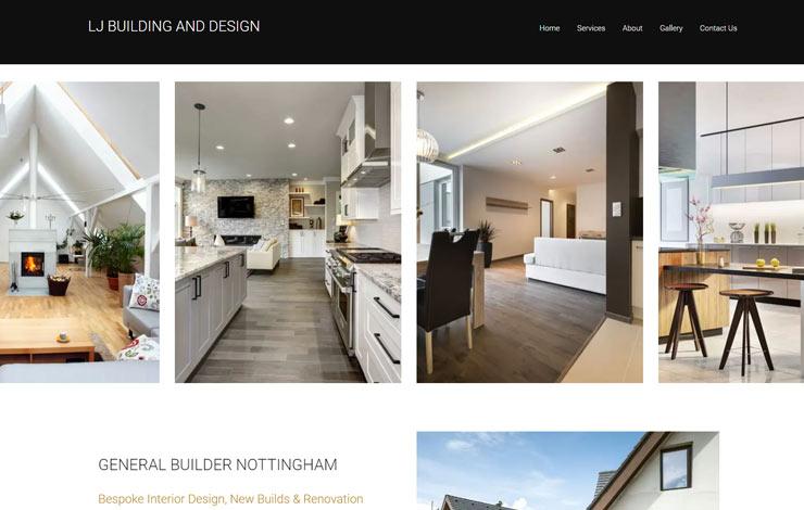 LJ Building Design | General Builder in Nottingham