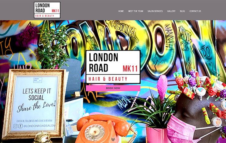 London Road Salon | Hair Salon Milton Keynes